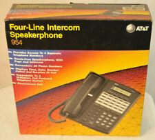 Model 974 Atampt Small Business System Speakerphone W Intercom Amp Users Manual