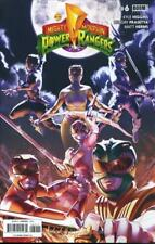 Mighty Morphin Power Rangers (5th Series) #6 VF; Boom! | save on shipping - deta
