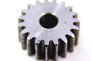 Stirnzahnrad Stahl C45 Modul 4.0 12 Zähne  1 Stück Qualität 8-9