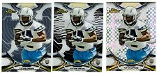 Titus Davis San Diego Chargers 3-Card RC lot Refractor Xfractor Non-Auto
