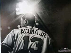 Ronald Jose Acuna Jr. 16x20 Photo Unsigned