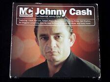 THE ESSENTIAL JOHNNY CASH -  CD - EX CON - MASTERCUTS - 2006