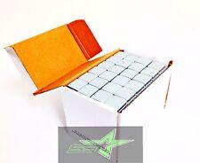 1 BOX OF 1/2 OZ (0.5 OZ) WHEEL WEIGHTS STICK-ON ADHESIVE TAPE | 10 LBS 316 PCS