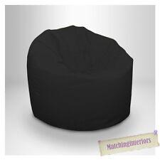 noir résistant aux éclaboussures Pouf poire Chaise intérieur extérieur siège