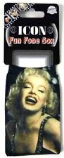 Marilyn Monroe Black Mobile Phone Sock