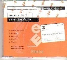 (CT647) Missy Elliott, Pass That Dutch - 2003 DJ CD