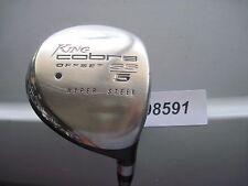 King Cobra SS  OFFSET # 5 Fairway Wood Graphite Design Lite Flex  USED #98591