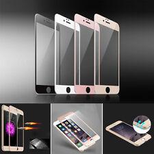 For iPhone 8 7 6s 6 más 9 H completo templado vidrio pantalla Protector tapa 3D
