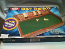 Shut The Box Game by IDEAL Age 5+