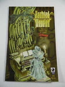 SLG Slave Labor Graphics Haunted Mansion #2, 3, 4, 5, 6, 7 Near Mint Unread Lot