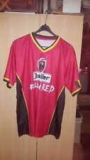 Maillot t shirt football JUPILER neuf diable rouge belgique taille XL