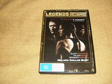MILLION DOLLAR BABY drama 2004 DVD as NEW Clint Eastwood hilary swank boxing R4