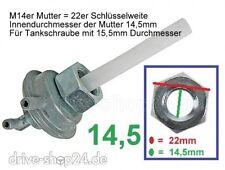 BENZINHAHN für Chinaroller mit Metalltank China-Roller Unterdruck Pumpe Hahn