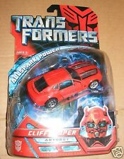 Transformers Cliff Jumper Deluxe Class 2007 Movie RARE
