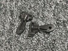 2 x Bugaboo Cameleon/Geko/Frog CLIP/HOOK/BUCKLE FOR SHOULDER replacement part