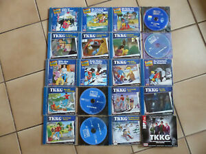 4 CD aussuchen Hörspiel TKKG Mind-Machine 203,190,186,184,181,159,154,150,131