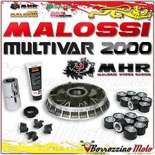 MALOSSI 5115501 VARIATEUR MULTIVAR 2000 MHR BMW C GT 650 ie 4T LC euro 3 <-2015