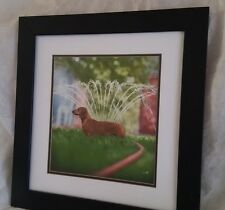 """Yardley"" Framed Wall Art By Ron Schmidt"