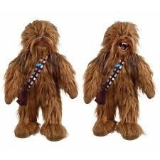 "STAR WARS CHEWBACCA MEGA POSEABLE 24"" TALKING PLUSH BRAND NEW GREAT GIFT"