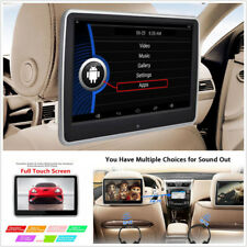 "10.1"" inch LCD HD Touch Screen Car Headrest DVD Player FM SD IR USB Game Player"