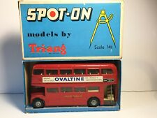 TRI-ANG SPOT-ON 145 L.T. ROUTEMASTER BUS