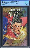 Doctor Strange #20 (2019) CBCS 9.8 Peach Momoko Immortal Variant (NOT CGC)