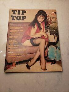 Tip Top V2 #2 1962 Elmer Batters Vintage Stockings Legs Pinup Magazine