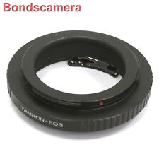 AF Confirm Adapter for Tamron Adaptall 2 lens to Canon EOS EF Mount Camera 550D