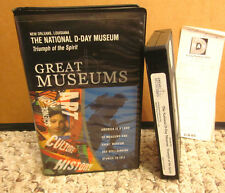 NATIONAL D-DAY MUSEUM documentary WW2 New Orleans VHS war Invasion of Normandy