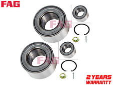 FOR TOYOTA CELICA 1.8 VVTI VVTLi GENUINE FAG FRONT WHEEL BEARING KITS OE QUALITY