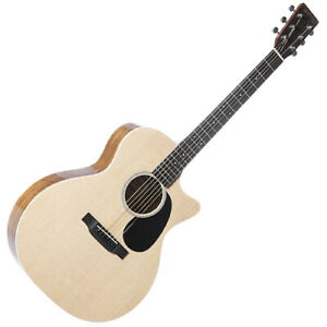 Martin Road Series GPCRSG Grand Performance Acoustic Electric Natural Solid wood