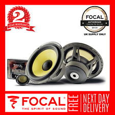 Focal ES165K 6.5 17cm Component 2-Way Speaker - 2 Year Warranty
