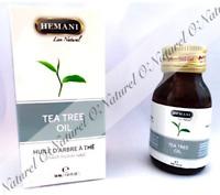 Huile d'Arbre à Thé 100% Pure Naturel 30ml Tea Tree Oil, Aceite del Arbol del Té