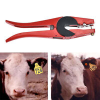 multi ear marking tag applicator plier veterinary tool for sheep cow HF