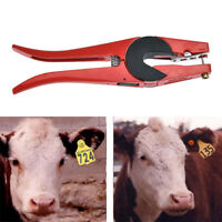 multi ear marking tag applicator plier veterinary instrument tool for sheep c~l