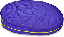 New listing Ruffwear, Highlands Dog Sleeping Bag, Water-Resistant Portable Dog Bed for Use,