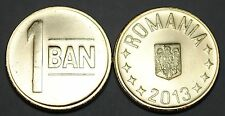 2013 Romania 1 Ban Coin BU Very Nice UNC KM# 189