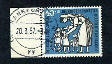 Germany, Scott #B353, The Children's Nurse, Semi-Postal, Used, 1956