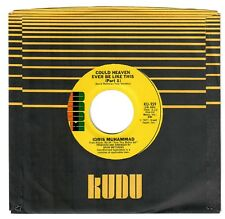 Idris Muhammad 1977 Kudu 45rpm Could Heaven Ever Be Like This fUNk Jazz cLEAn!