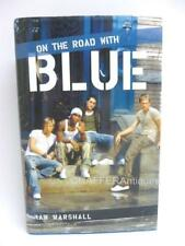 More details for on the road with (english boy band) blue by ian marshall – first edition book