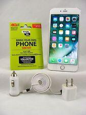 Apple iPhone 6 Plus - 16GB Gold  (Straight Talk/T-Mobile 4G LTE Nano SIM Card)