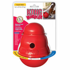 KONG WOBBLER Treat Dispensing Dog Puppy Toy SMALL (PW2)