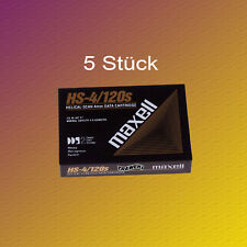 Maxell Hs-4/120s Helical-scan 4mm Data Cartridge
