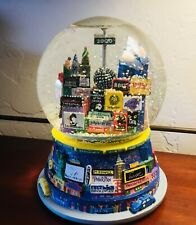 Broadway Cares Times Square 2000 Only At Bloomingdale'S Snowglobe Musical Nyc