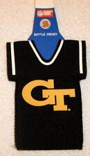 Georgia Tech Bottle Jersey Kolder Koozie Collegiate Licensed Product - New