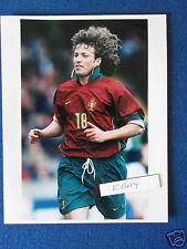 """Original Press Photo - 10""""x8"""" - Jorge Cadete - Celtic - Portugal -1997"""