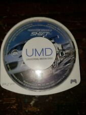 Need for Speed: Shift (Sony PSP, 2009) Disc Only