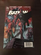 Batman #619 Newsstand Variant (VF+) 1st Hush Jim Lee Cover