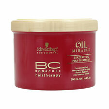SCHWARZKOPF PROFESSIONAL BC OIL MIRACLE Brazilnut Oil Masque pour cheveux 500ml