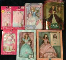 Barbie Grand Entrance, Princess Bride, Birthday Wishes, Beauty&Beast, Pick Fur,